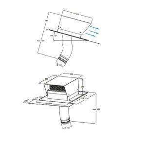 silnik-dachowy-Bora-ulz25-professional-rysunek-techniczny-globalo-pl