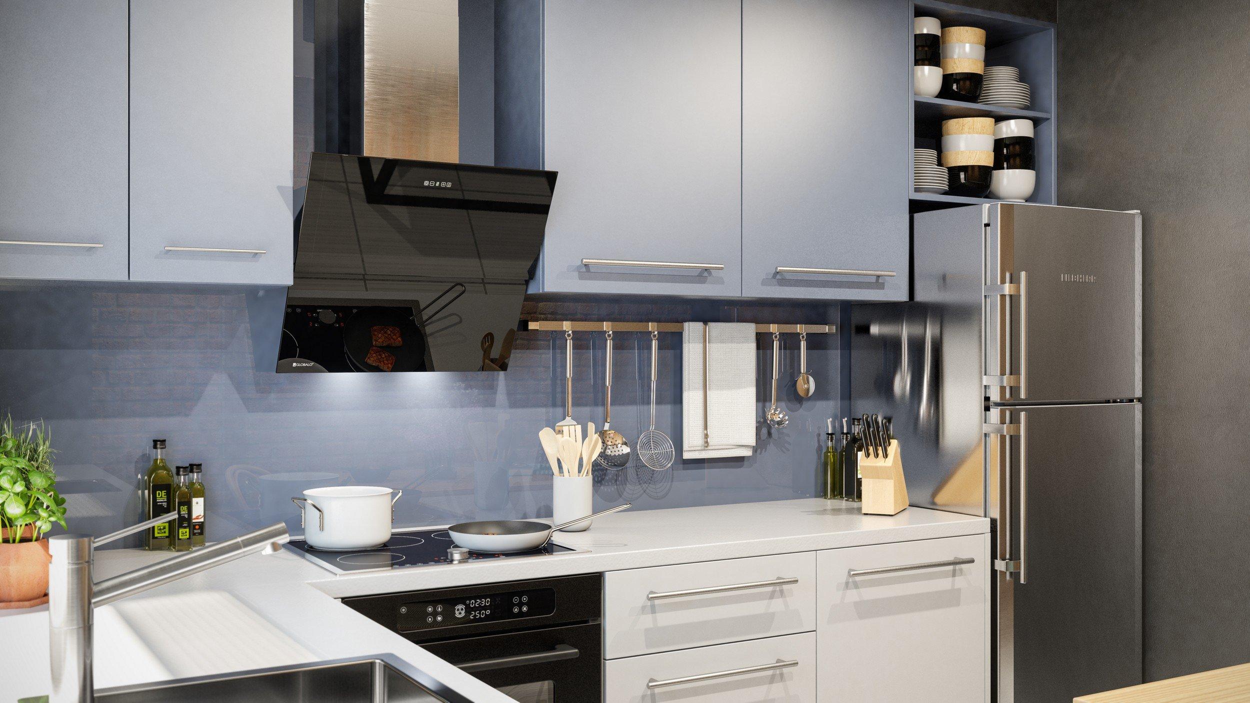 okap kuchenny czarny 6 propozycji do twojej kuchni globalo