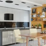 Okap-wyspowy-GLOBALO-Serina-603-Black-kuchnia-2