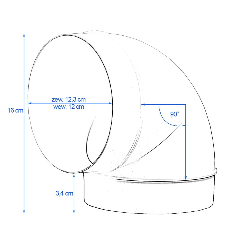 Kolanko-okragle-Domus-Globalo-fi12-90-rysunek-techniczny-globalo-pl