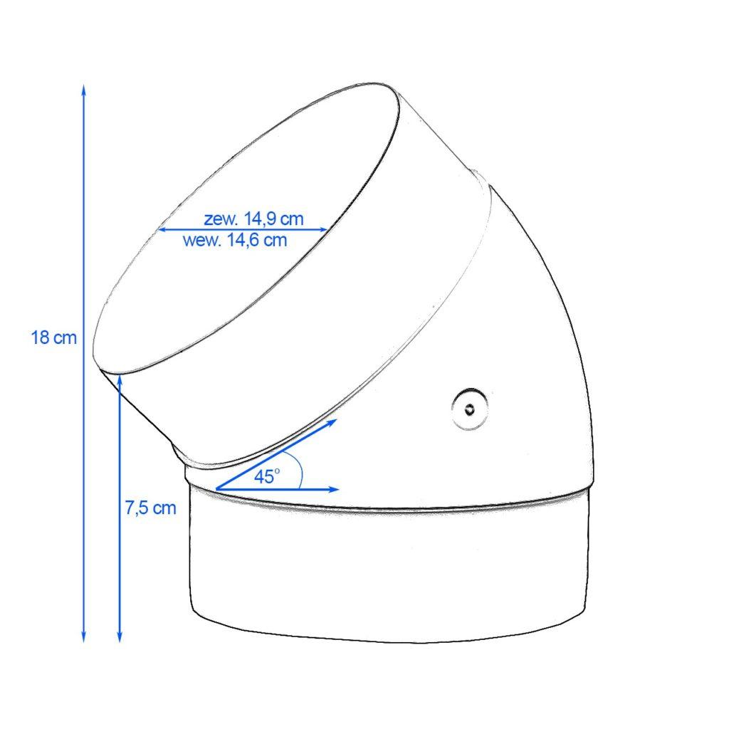 Kolanko-okragle-Domus-Globalo-fi15-45-rysunek-techniczny-globalo-pl