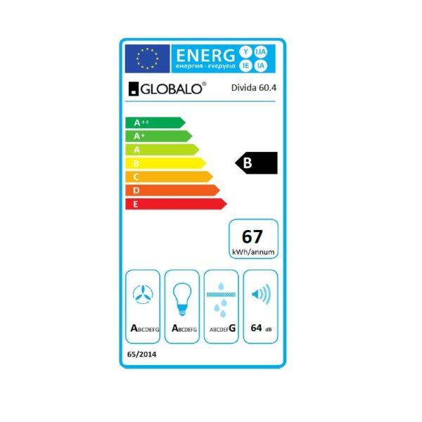 okap-przyścienny-globalo-Divida-60-sensor-etykieta