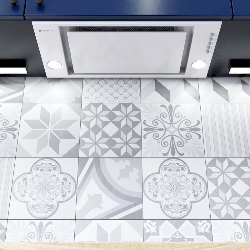 pochlaniacze kuchenne do zabudowy okap kuchenny dpo zabudowy globalo retio 60 white